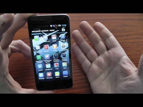 Alcatel One Touch Star 6010D-5