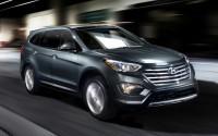 Hyundai Grand Santa Fe обрел новую гамму моторов