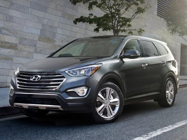 Hyundai Grand Santa Fe-2014