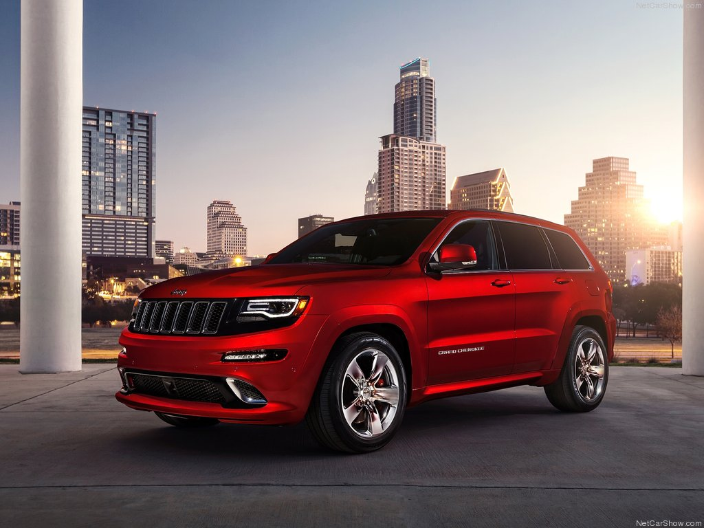 Jeep Grand Cherokee SRT8 Ф…