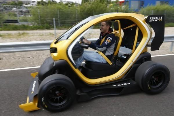 Twizy RenaultSport F1-1