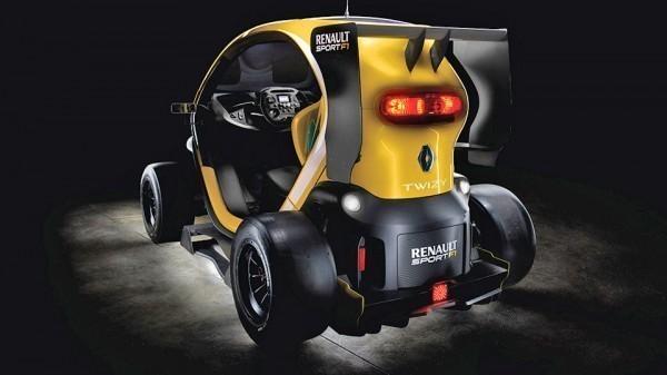 Twizy RenaultSport F1-5