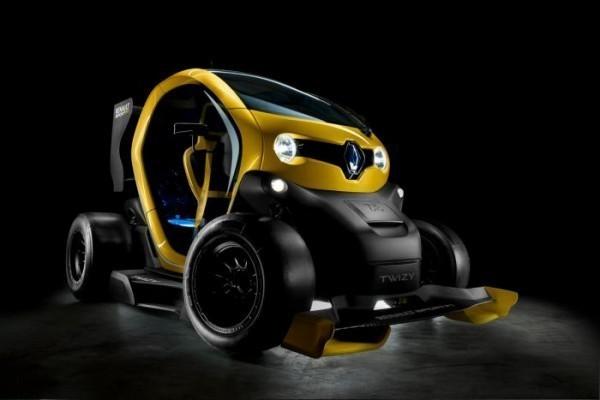 Twizy RenaultSport F1