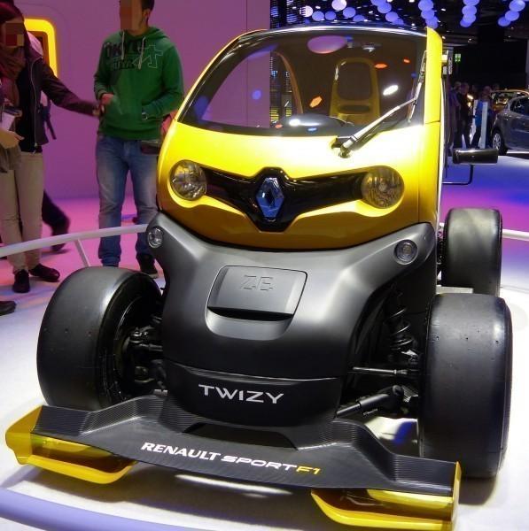 Twizy RenaultSport F1-7