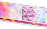 teXet TM-D300 - розовый телефон для детей