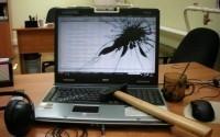 Причины, приводящие к ремонту ноутбуков.