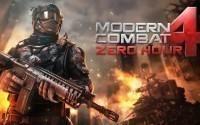 Modern combat 4: Zero Hour для Андроид