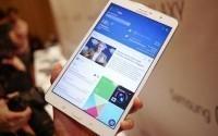 Сенсорный анонс планшетов от Samsung