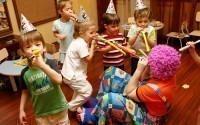 Проведение детских праздников: особенности