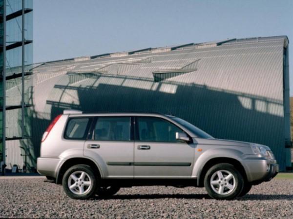 Nissan_X-Trail_X-Trail 2.5_SUV 5 door