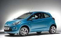 Стиль и современность - это Ford Ka