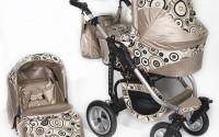 Первое транспортное средство для новорожденного