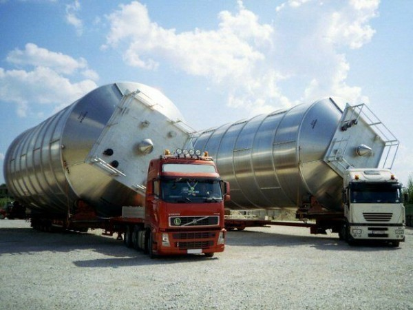 грузоперевозка опаных грузов