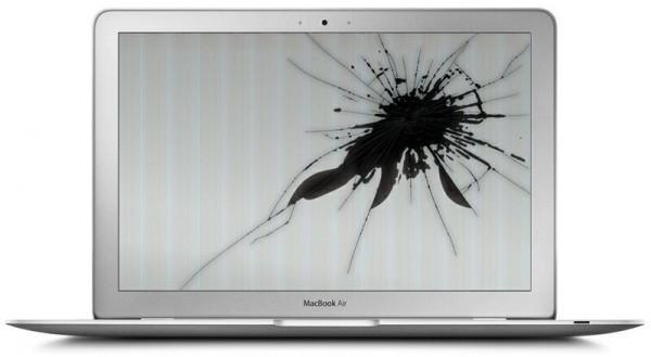 замена матрицы macbook pro