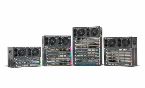 Коммутаторы Cisco Catalyst 4500