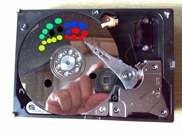 Програмку для дефрагментации дисков пк