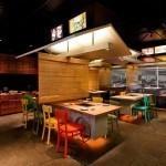 Вкусная изюминка Востока - интерьер ресторана Coca Suki в Бангкоке