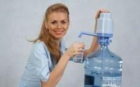 Немного о воде с доставкой на дом