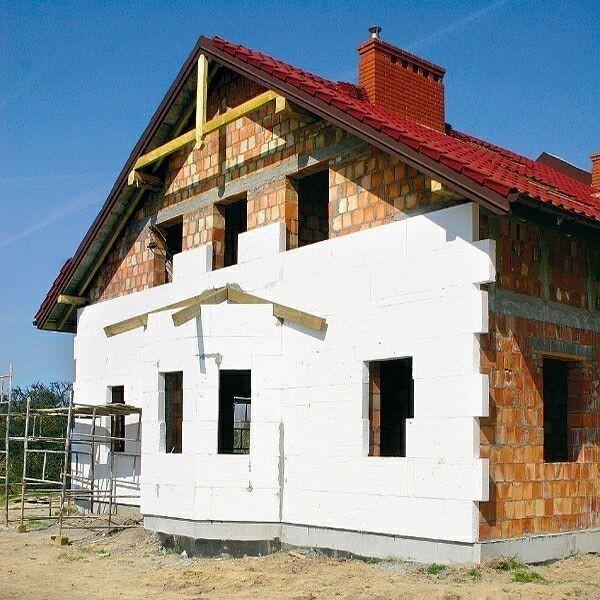 пенопласт в строительстве