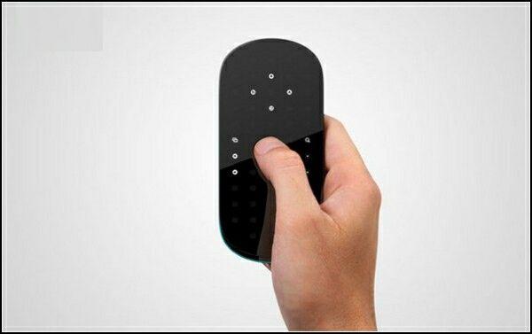 пульт для телевизора с сенсорным экраном