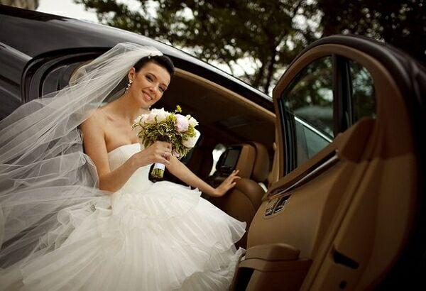 свадебная фотосессиия
