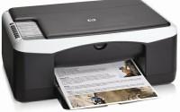 Компактный и надежный HP deskjet f2180