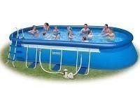 Страдаешь от жары? Купи бассейн!