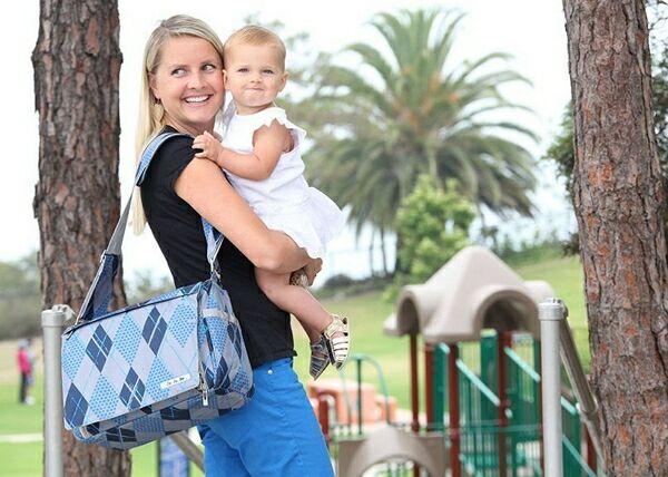 Как выбрать сумку для мам