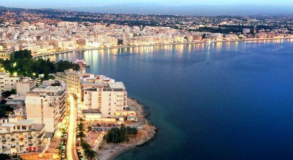 Лучшие курорты Греции Лутраки