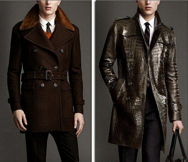 Модная мужская одежда 2014-2015