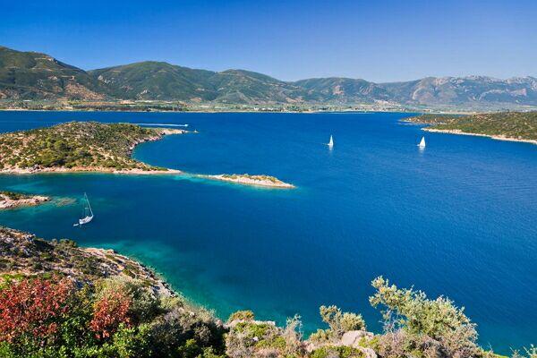 Лучшие курорты Греции Пелопоннес