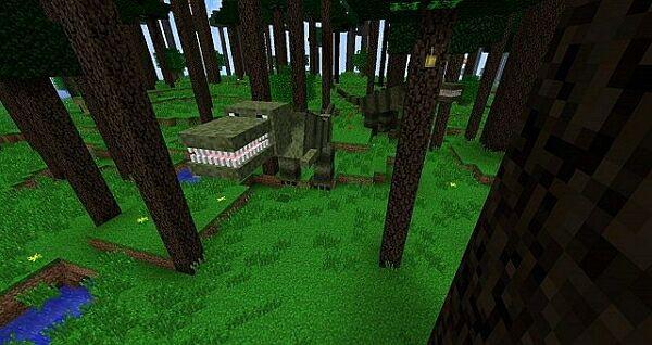 моды для Minecraft 1.7.2
