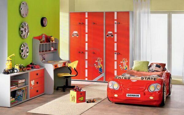 Кровать автомобиль