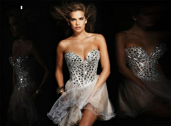 Изысканные платья Sherri Hill