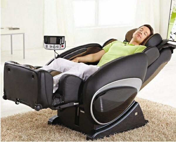 Массажные кресла и их польза