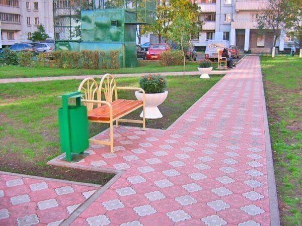 Натуральный камень в тротуарном строительстве