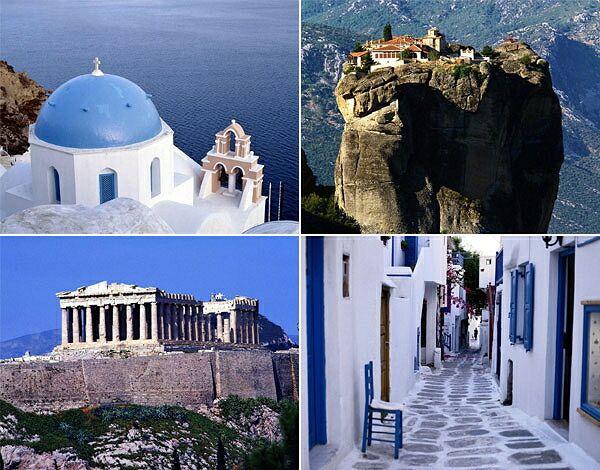 Хороший отдых в Греции