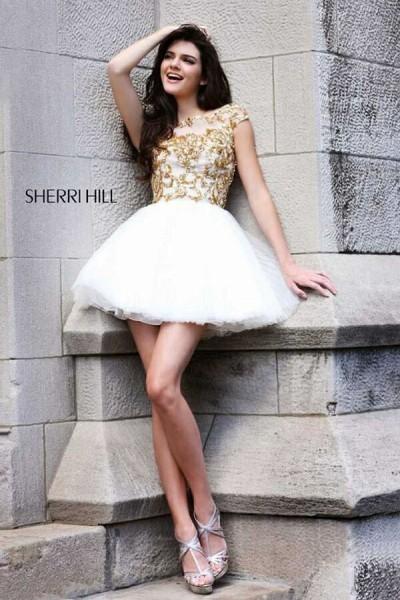 Sherri Hill платья