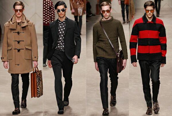 Мужская мода 2014
