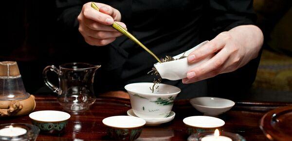 бодрящие напитки чай пуэр