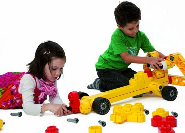 Выбираем детский конструктор