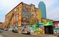 История возникнования граффити