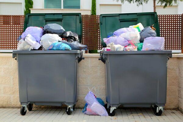 вывоз мусора в СПб