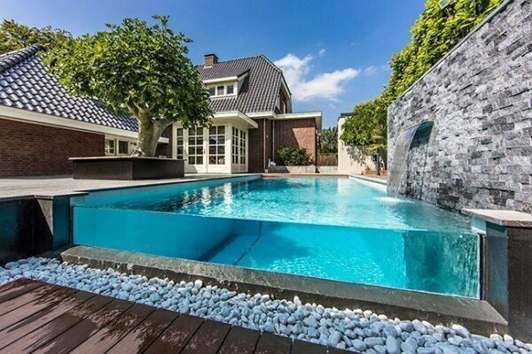 Фильтры для частного бассейна