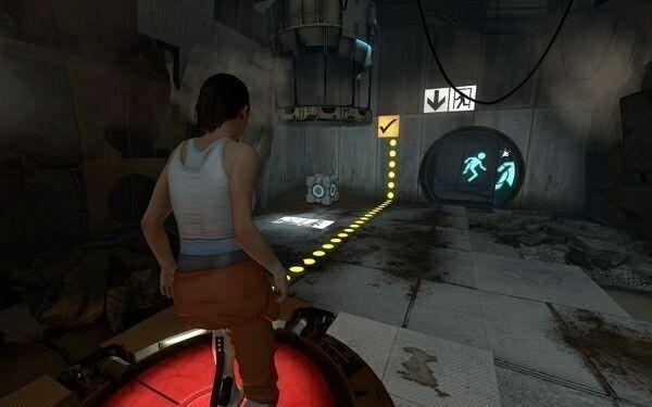 Игра Portal (Портал)