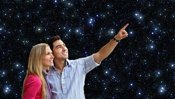 Подарить именную звезду