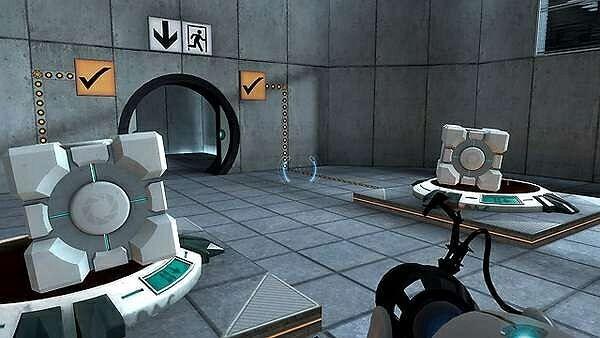 скачать игра Portal