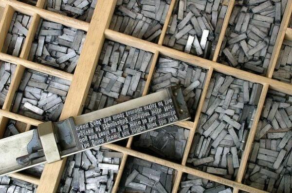вёрстка и печать книги