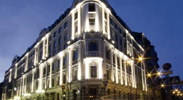 отель Киева