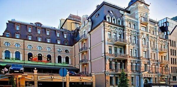 отель киева 2